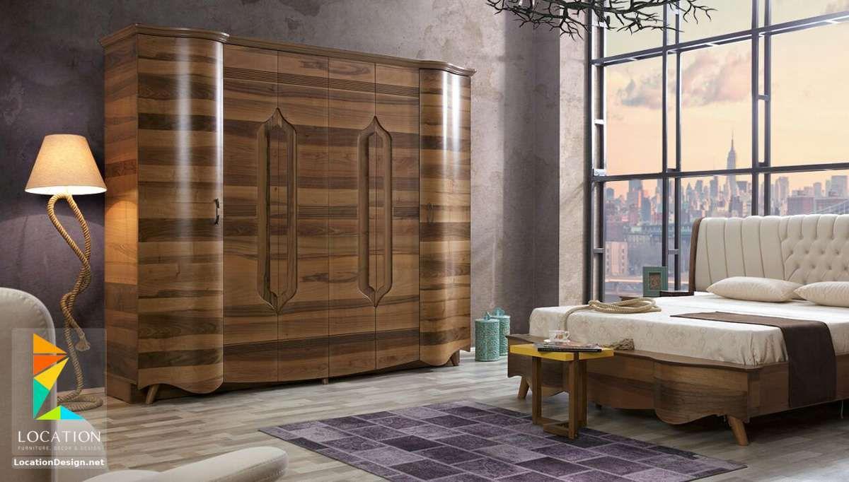 ديكورات غرف النوم الرئيسية 2019 2020 Master Bedroom لوكشين ديزين نت Luxurious Bedrooms Bedroom Furniture Design Bed Furniture