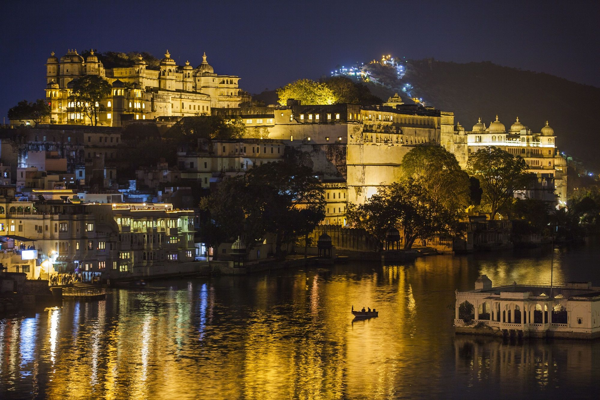 ***Dream Town (Udaipur, India) by Andrey Orlov on 500px