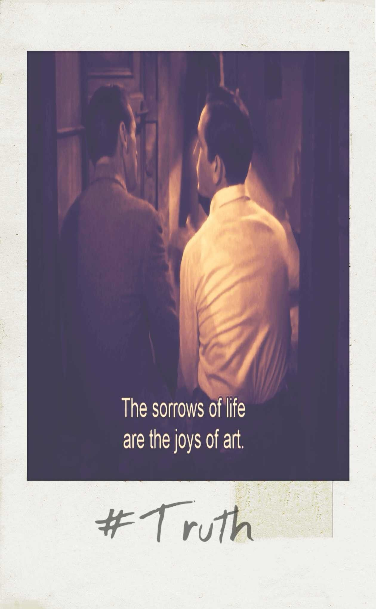 The Sorrows Of Life Are The Joys Of Art I Have Never Seen A Happy Artist Sadness And Sorrow Has Always Inspired Great Art Aesthetic Pictures Life Sorrow