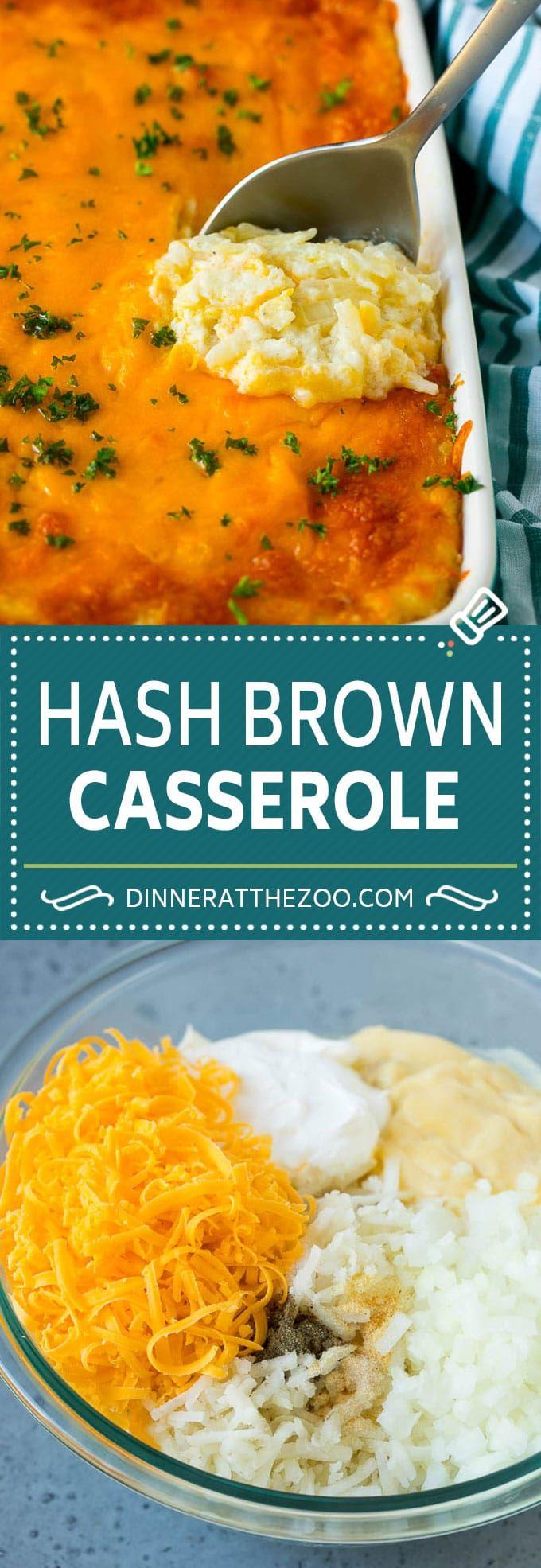 Hash Brown Casserole   Potato Casserole   Hash Brown Side Dish