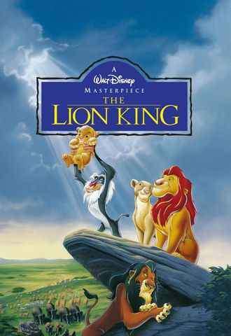 The Lion King (1994) [Dual Audio] 1080p BluRay x264 800MB