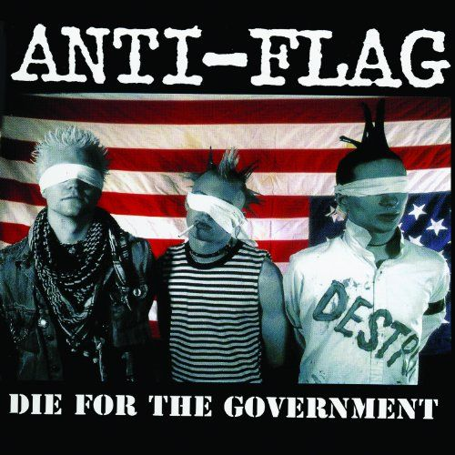 Robot Check Anti Flag Rock Anthems Punk Scene