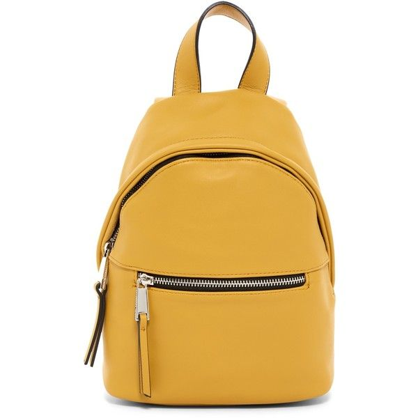 57dd6725be French Connection Jace Mini Backpack ( 40) ❤ liked on Polyvore featuring  bags