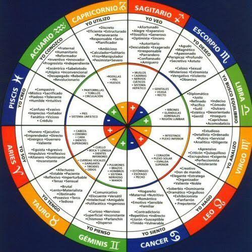 Que son las casas astrales es la divisi n en 12 partes - Casas del zodiaco ...