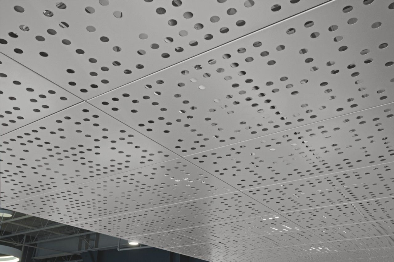 Perforated Metal Ceiling | Armstrong Ceiling Solutions – Commercial ...