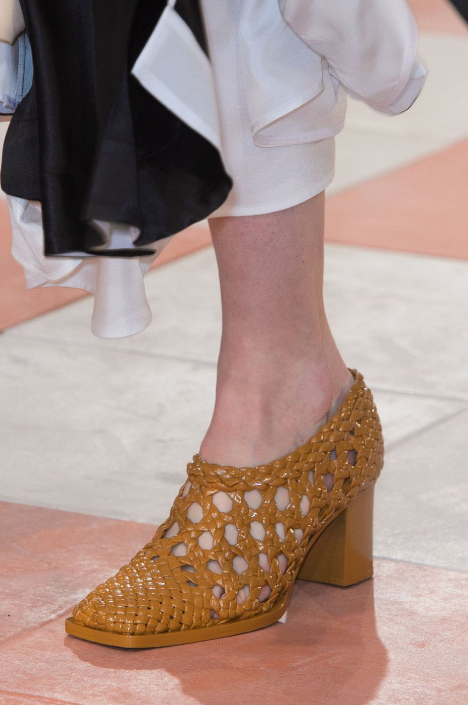 Celine At Paris Fashion Week Fall 2015 Gold High Heel Sandals Louis Vuitton Shoes Stylish Shoes