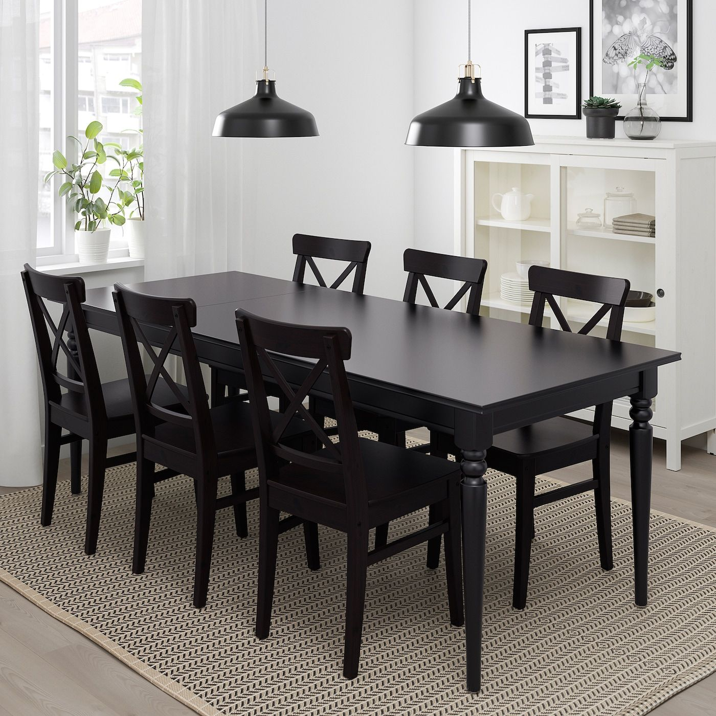 29+ Ikea dining table and six chairs Various Types
