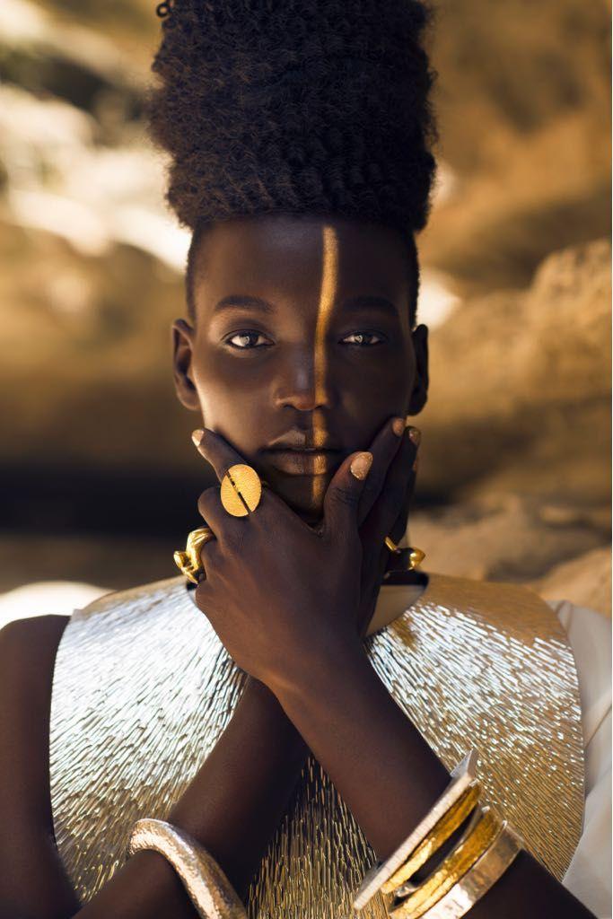 Adele Dejak > Fashion jewelry made in Africa, Nairobi