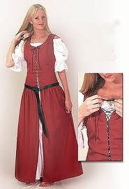 medieval costumes diy - Google zoeken  sc 1 st  Pinterest & Country Dress | Pinterest | Medieval costume Medieval and Costumes