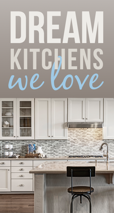 Dream Kitchens We Love Richmond American Homes