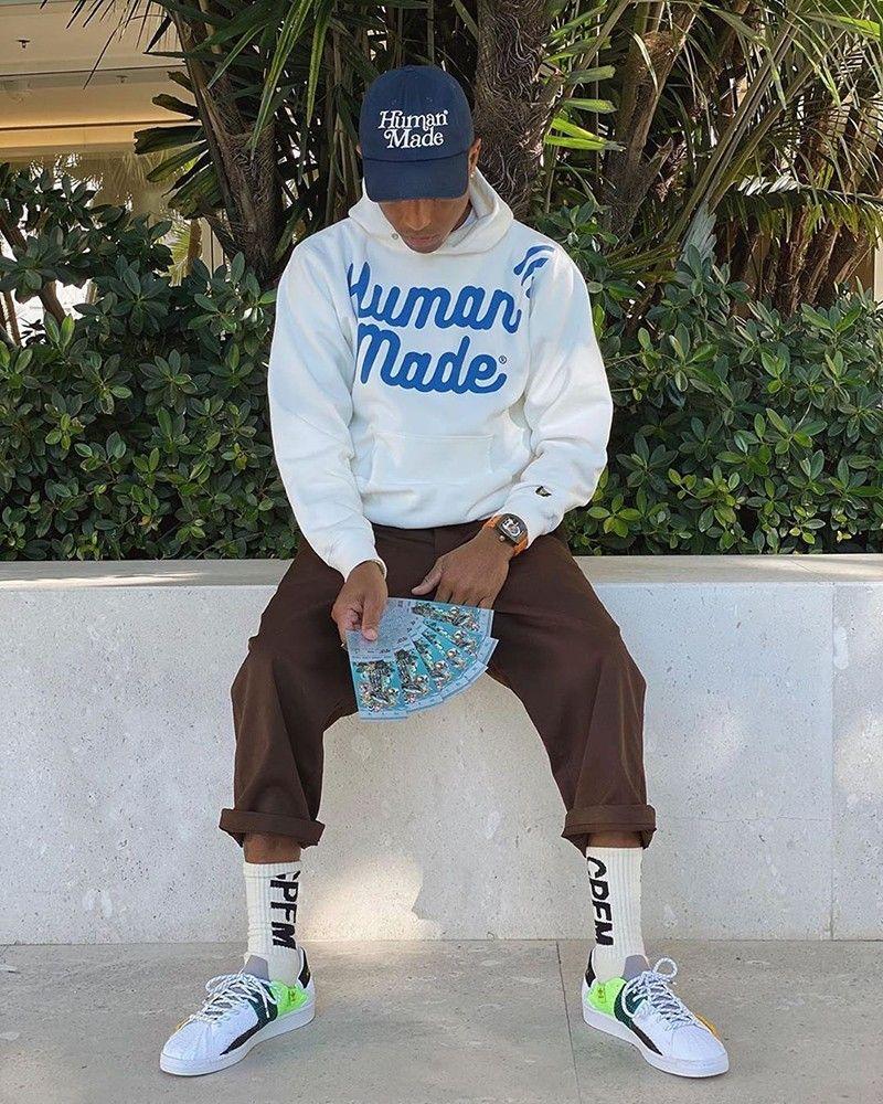 adidas pharrell williams style