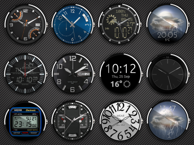 How To Design Watch Faces For Android Wear And The Ticwatch Part 1 Custom Watch Faces Digital Watch Face Smart Watch