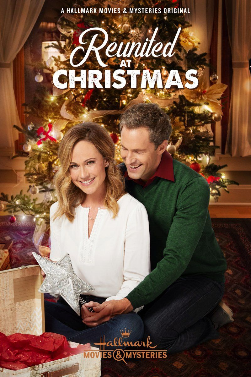 Reunited At Christmas This Was A Sweet Movie Hallmark Channel Christmas Movies Hallmark Movies Christmas Movies