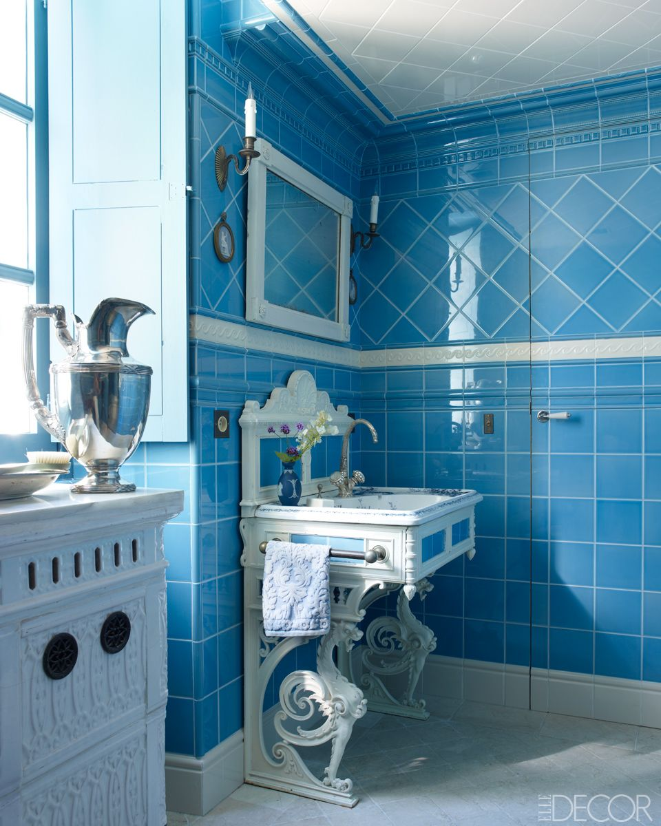 Pool Bathroom Colors: Bath, Pools And Showers