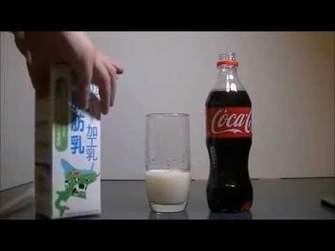 coca cola lait magie blanchir les dents dents et astuces. Black Bedroom Furniture Sets. Home Design Ideas