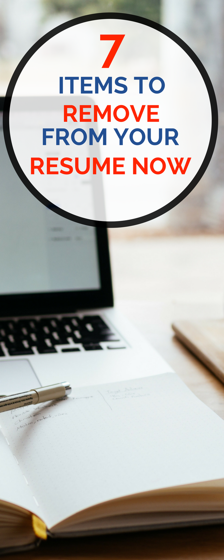7 Items To Remove From Your Resume How to memorize