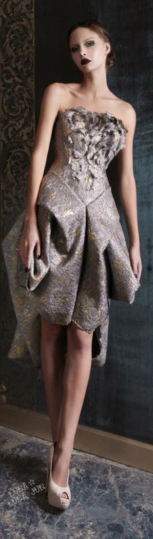 Rami Kadi Couture Spring 2013