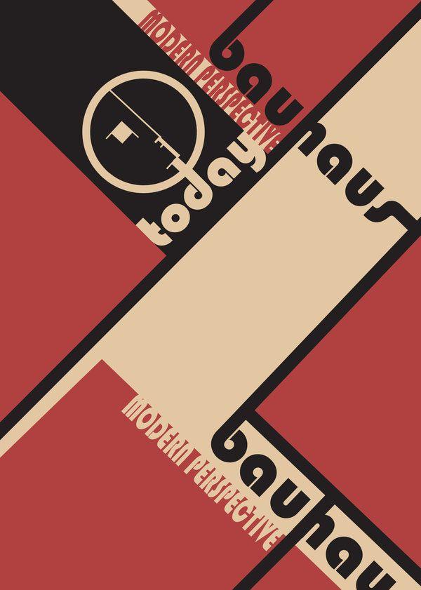 Bauhaus A Modern Perspective by shiwlof on deviantART