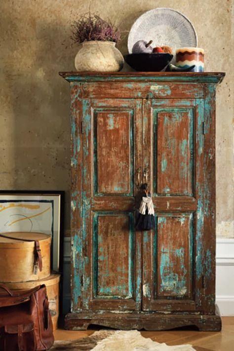 ant ropero | Recamara | Pinterest | Muebles antiguos, Reciclado y ...