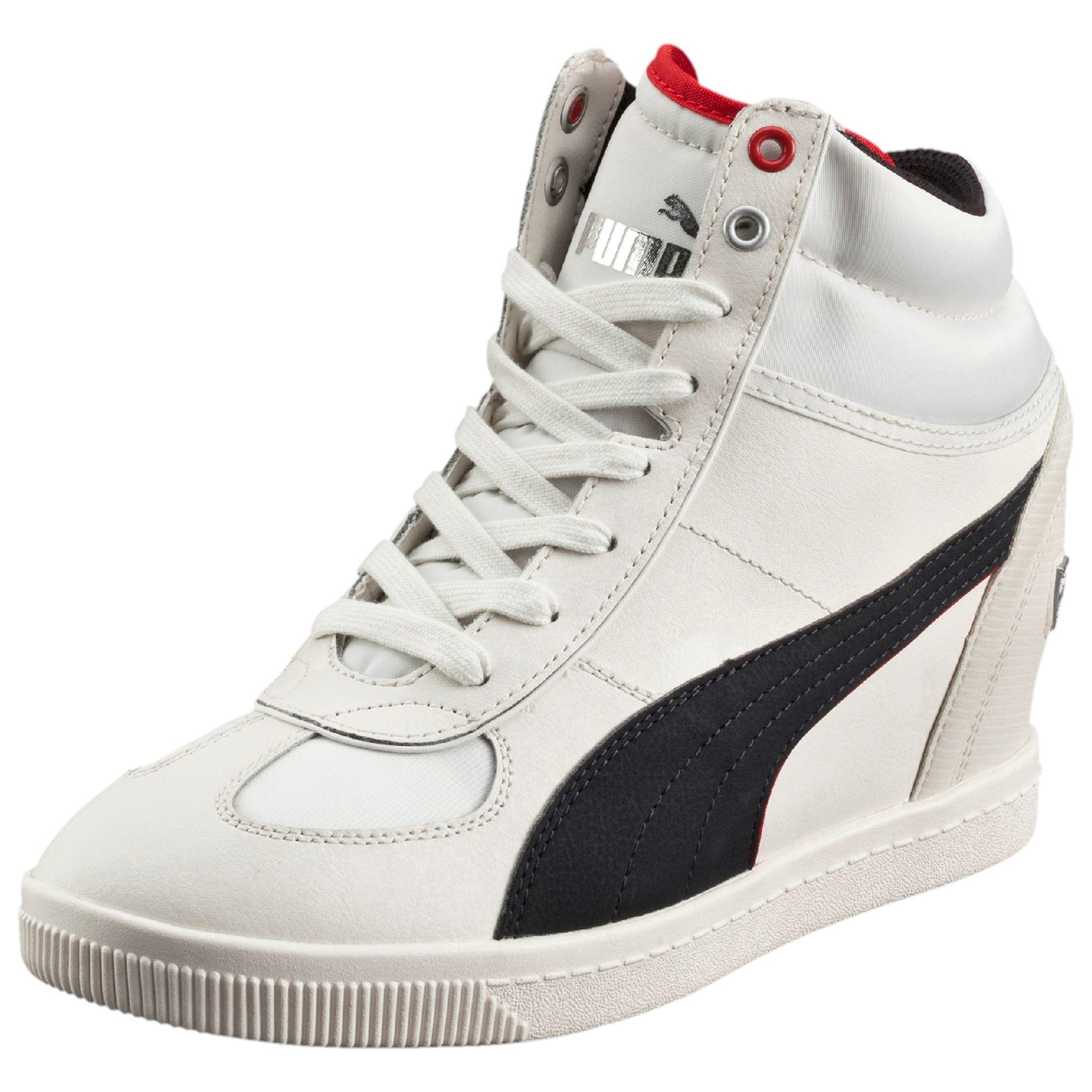Buty Puma Sf Nm Wedge Koturny 305519 02 Sale 42 6830489605 Oficjalne Archiwum Allegro Womens Wedge Sneakers Wedge Sneakers Womens Wedges