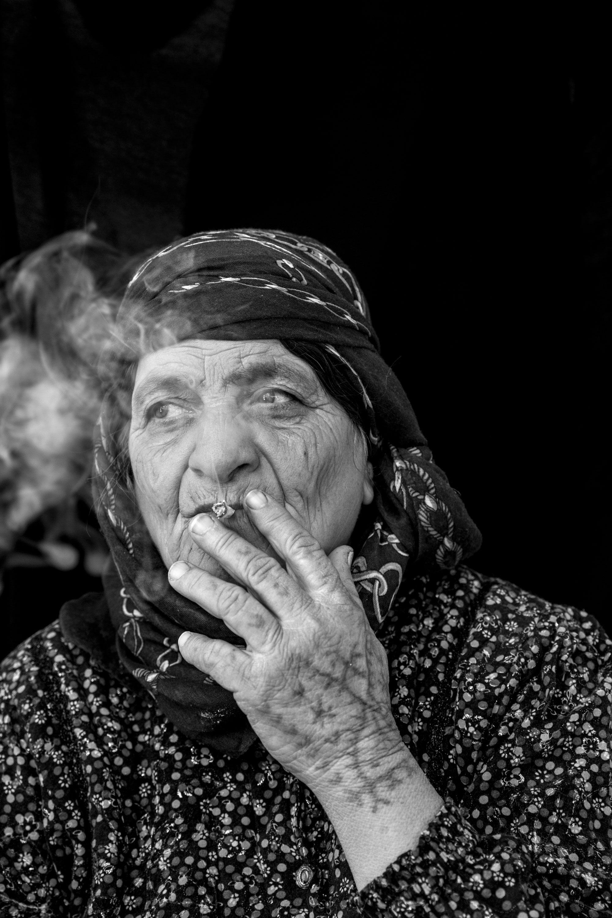 The Last Tattooed Women Of Kobane Woman Face Photography Facial Tattoos Tattoos For Women