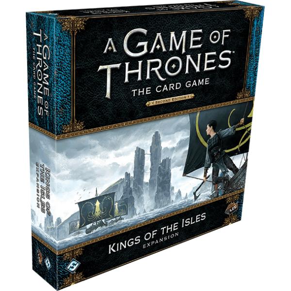 Fantasy Flight Games A Game of Thrones LCG (2ED) Deluxe