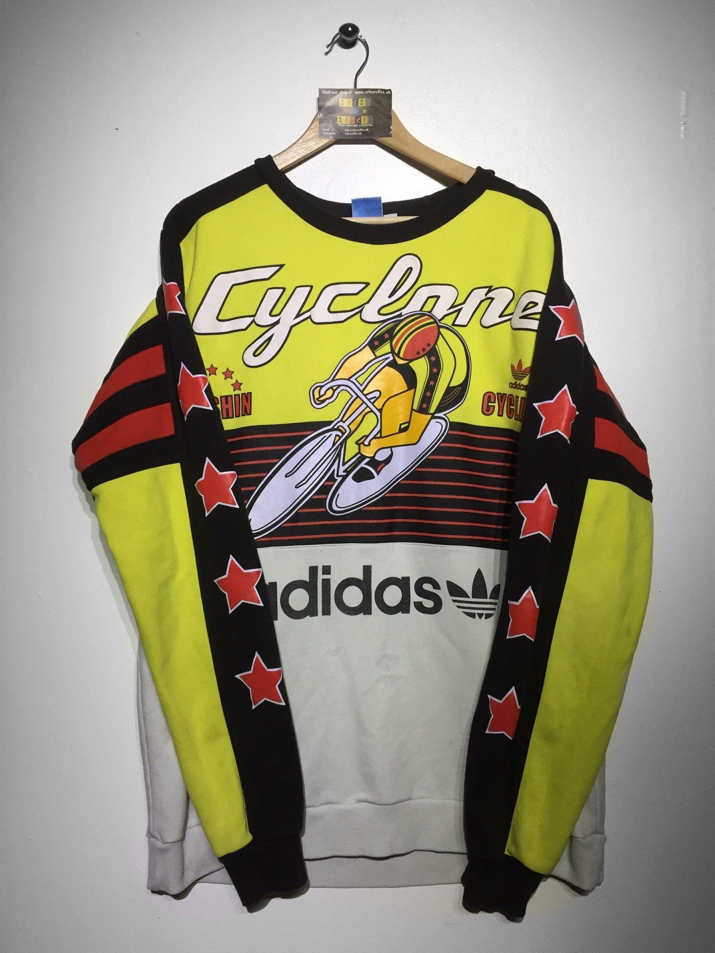 017501813d16 Adidas cyclone sweatshirt X Large (Fits Oversized) £90 Website➡  www.retroreflex.uk