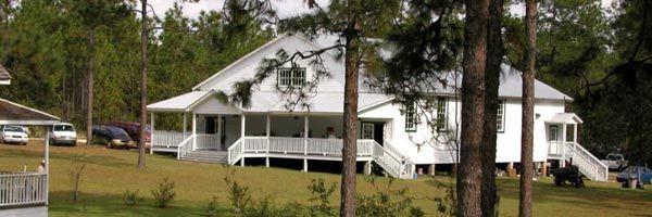 Frink Gym At The Panhandle Pioneer Settlement Blountstown Fl Florida Home Altha Blountstown