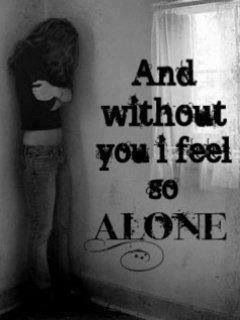 No Matter How Many People Surround Me I Will Always Be Alone