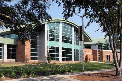 UNCP - UNC-Pembroke Arena (English E. Jones Center)