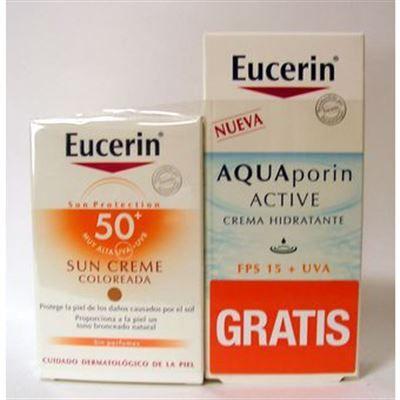 Eucerin Protector Solar Color Crema Aquaporin Oferta Online Eucerin Color Toothpaste