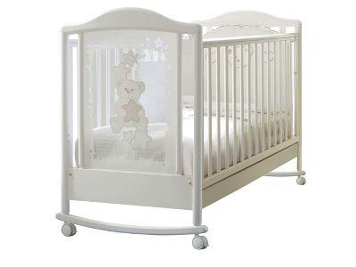 Lettini Per Bambini Pali : Camerette per bambini e neonati lettini pali azur mibb alondra