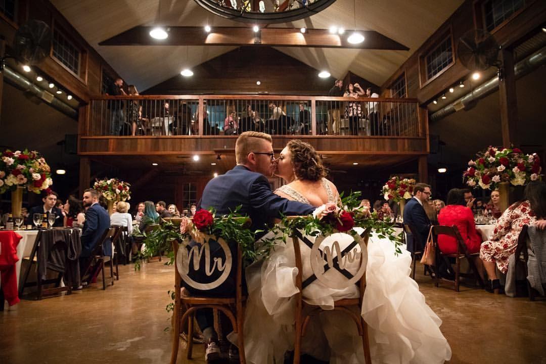 Thistle Springs Ranch Dallas/Fort Worth wedding barn venue ...