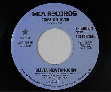 "Olivia newton-john ""come on over"""