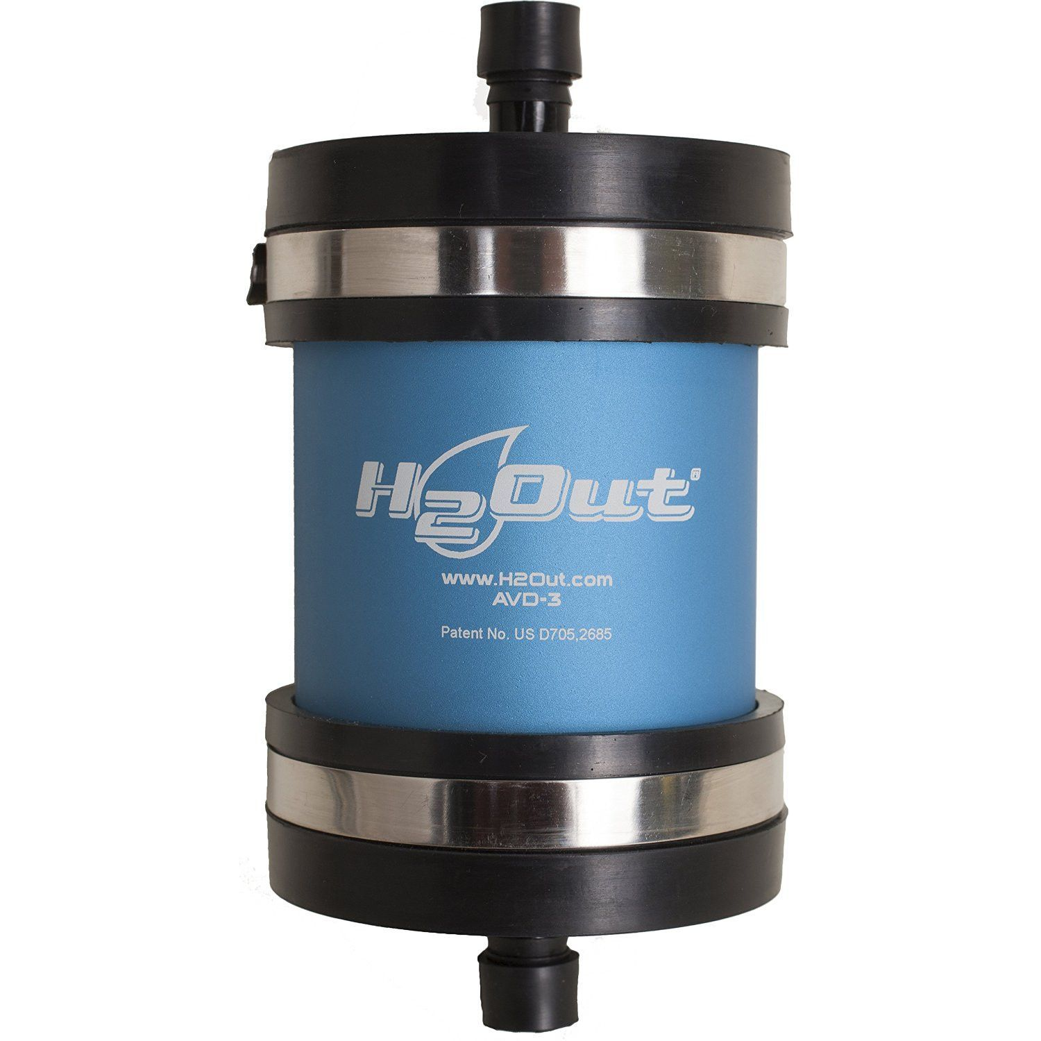 H2OUT AVD3 200 Gallon Engine and Fuel Tank Water Filter
