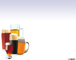This Is A Beer Point Template Suitable For Drink Companies Tasting Presentations Or S