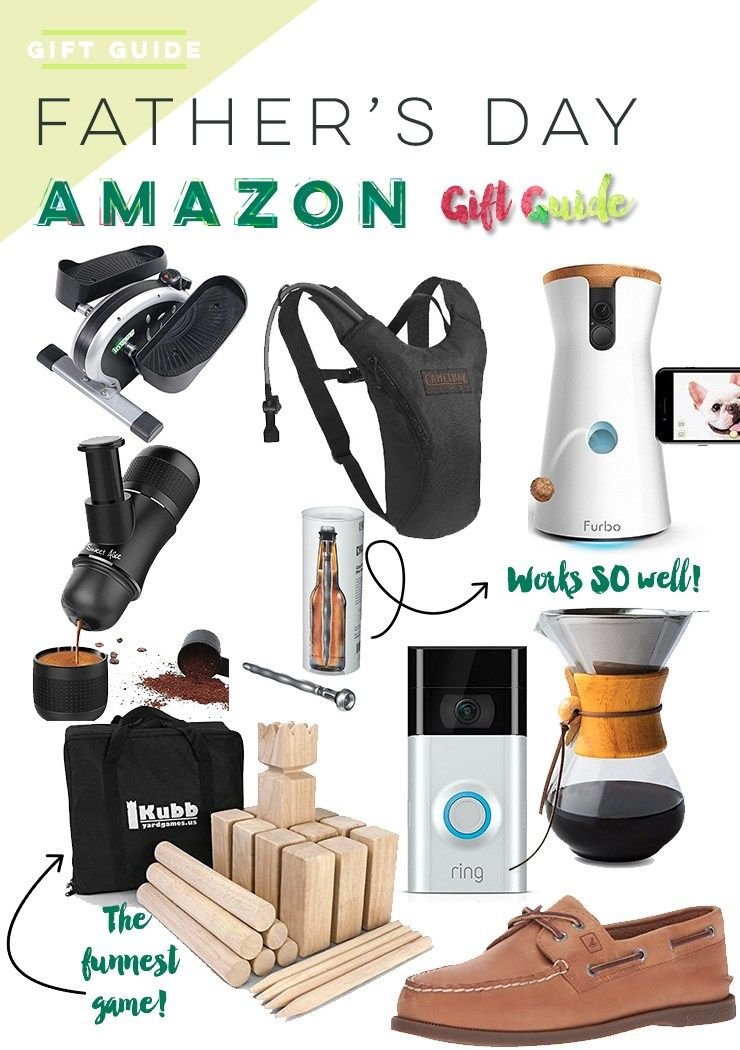 Father's Day Gifts from Amazon Amazon gifts, Gifts for