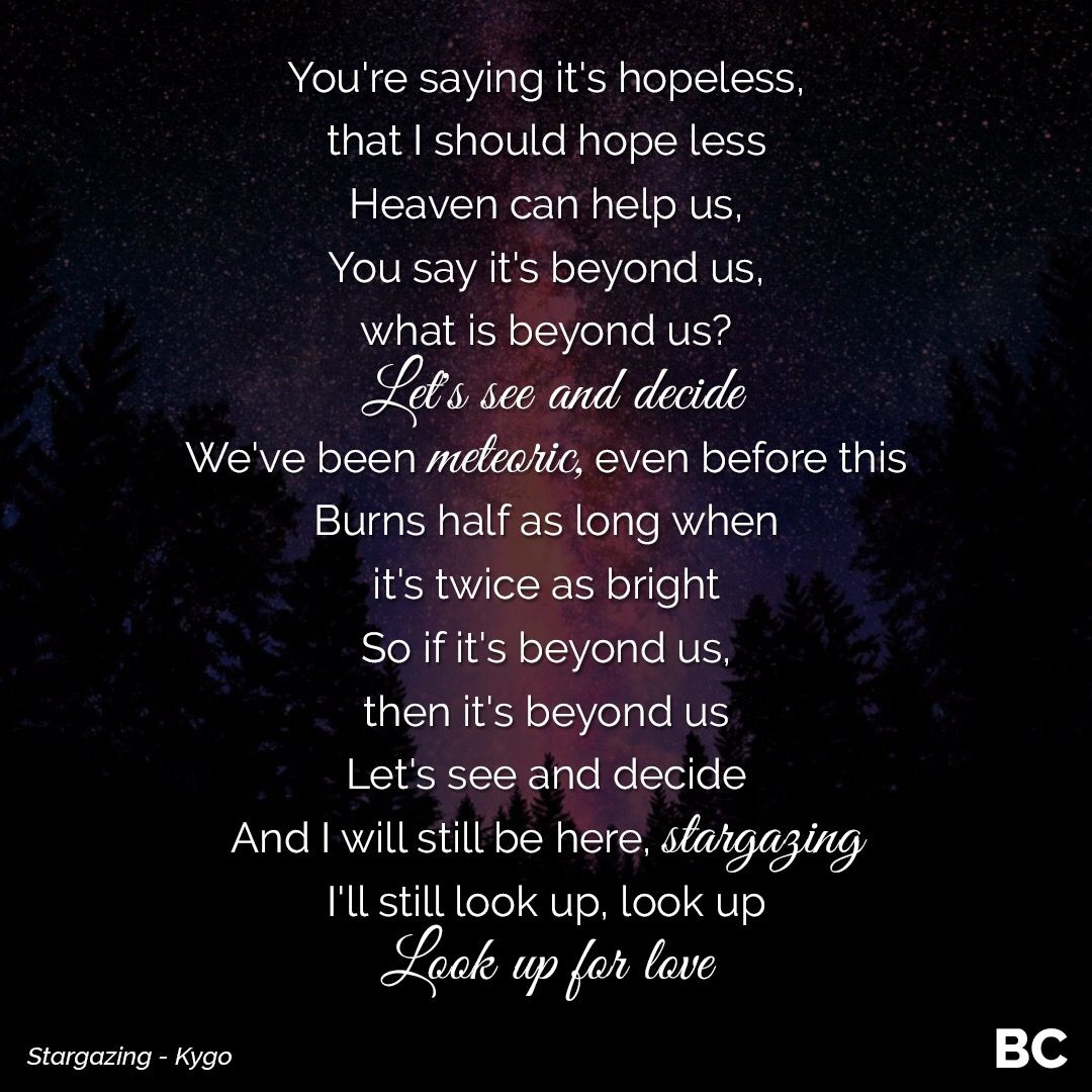 Inspiring Song Lyrics: Lyrics, Song Lyrics