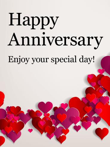 Happy Anniversary Cards Happy Marriage Anniversary Happy Anniversary Wishes Happy Anniversary Cards