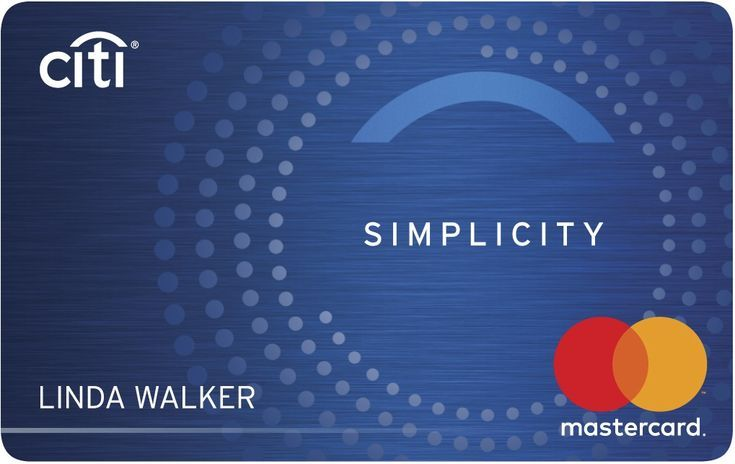 Citi simplicity card no late fees ever review credit