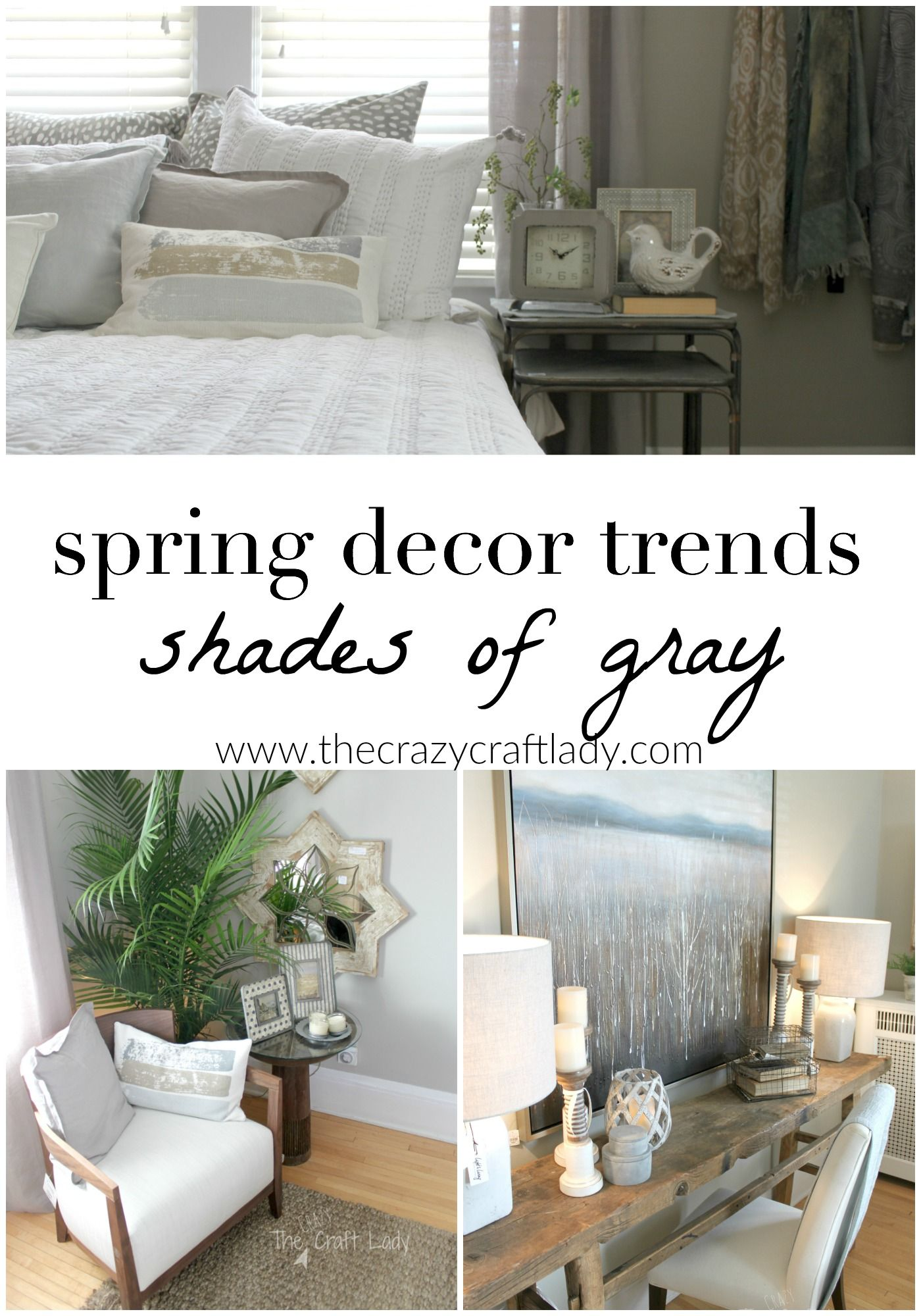 My Favorite Spring Decor Trends | Spring, Holiday decorating and ...