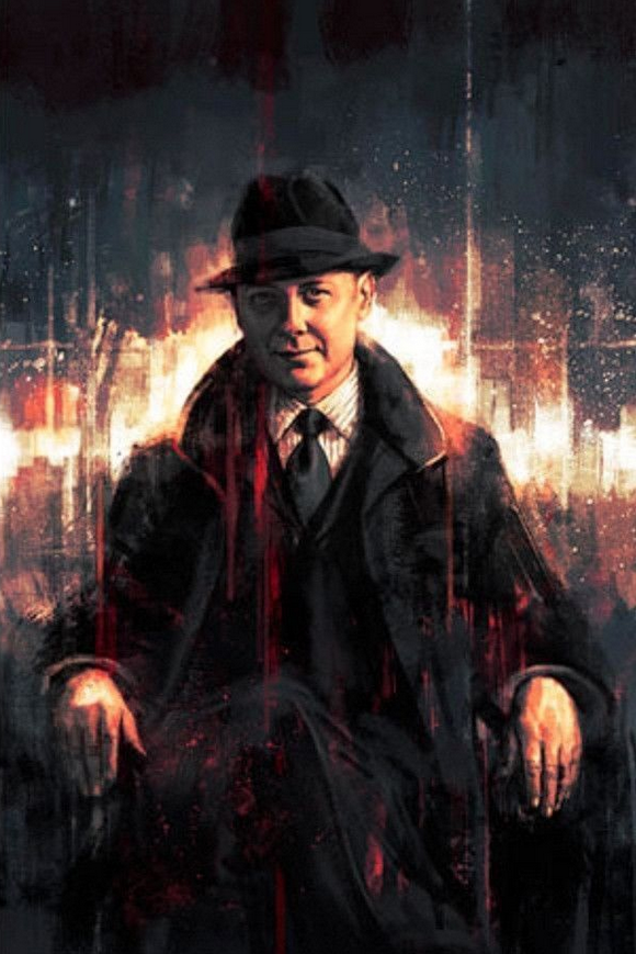 The Blacklist 1 Cover Forbidden Planet The Blacklist James Spader Blacklist Forbidden Planet