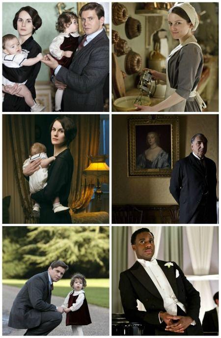 So about what I said...: Must-watch: Downton Abbey season four trailer