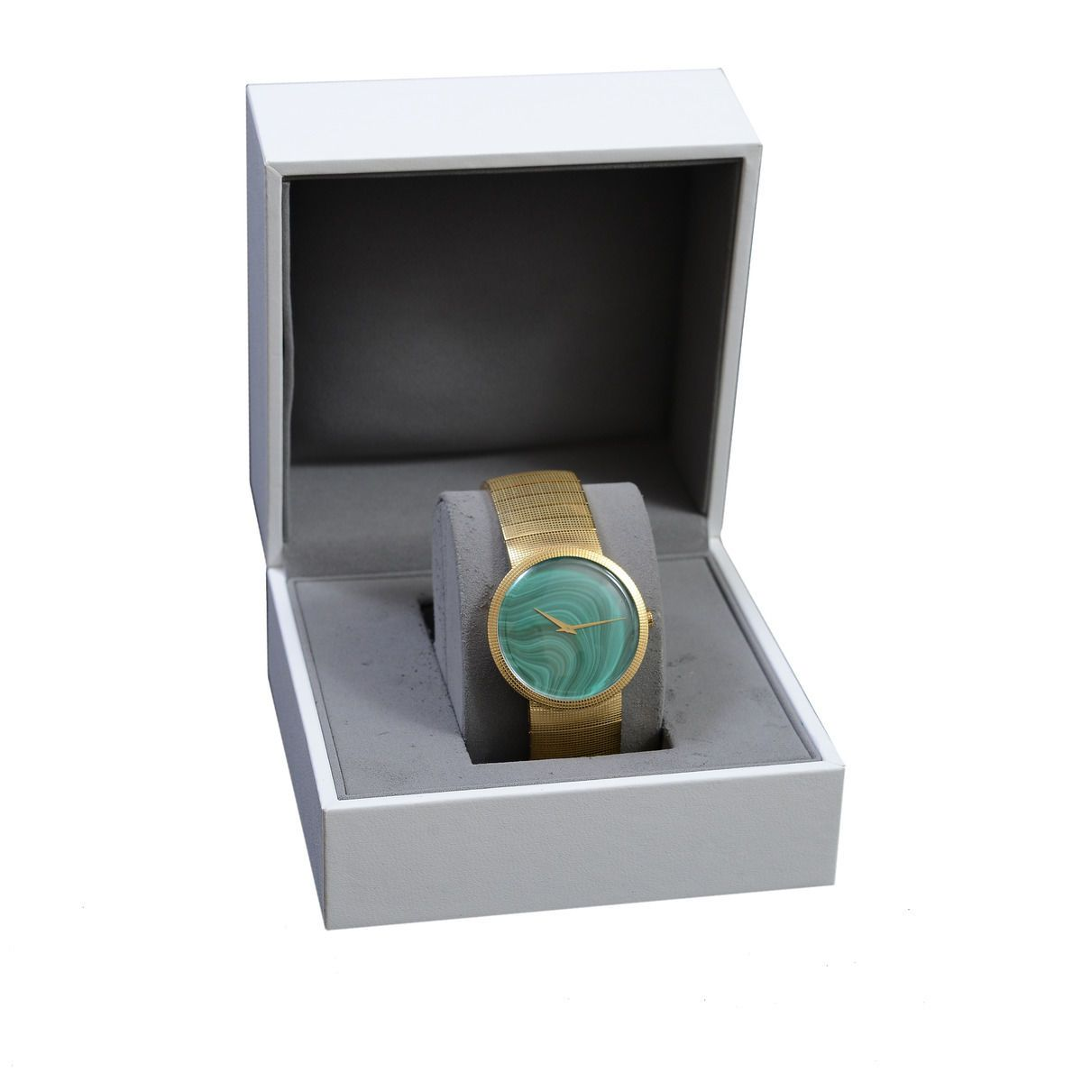 Christian Dior La D De Dior Malachite Dial Solid Swiss Gold Watch - http://menswomenswatches.com/christian-dior-la-d-de-dior-malachite-dial-solid-swiss-gold-watch/ COMMENT.