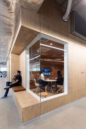 Frasers Property Australia Head Office By BVN Workplace DesignInterior OfficeDesign AwardsMeeting