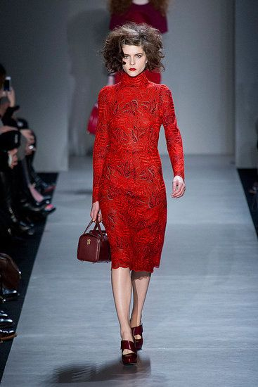 Racy Red @Marc Jacobs #fashion