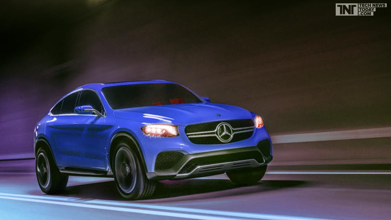 mercedes glc coupe is rolling out in 2016