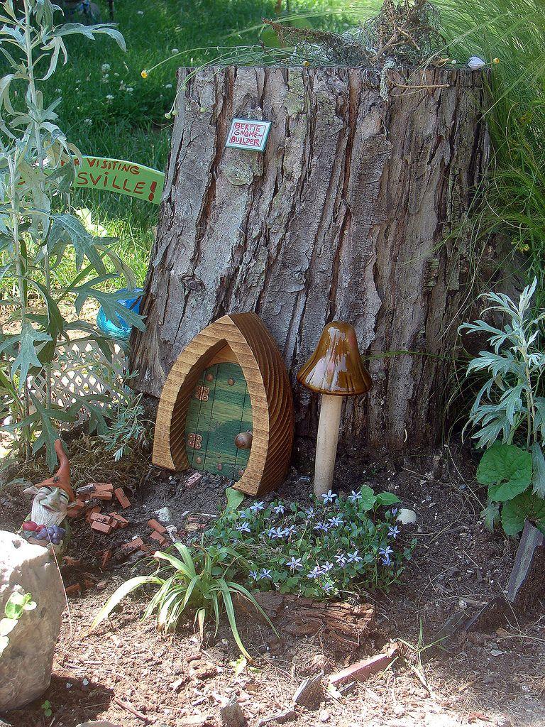 Bertie Gnome Home Builder | Gnomesville, A Fairy Garden