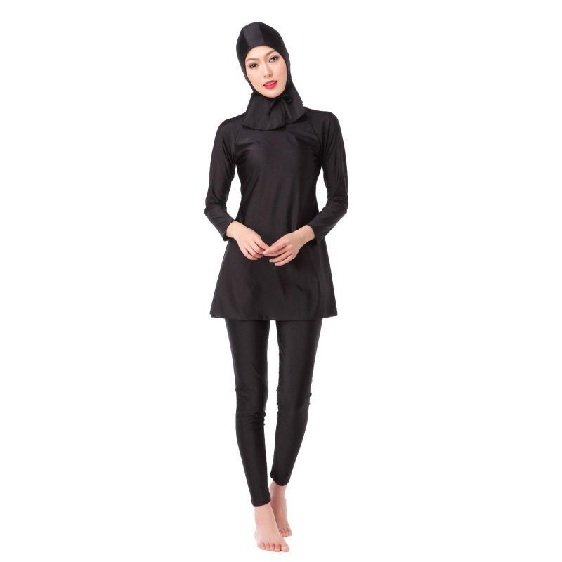 Ladies' Muslim Full Coverage Modest Swimwear Muslim Swimwear Islamic Swimsuit Muslim Swimsuits Muslim Bathing Suitsa