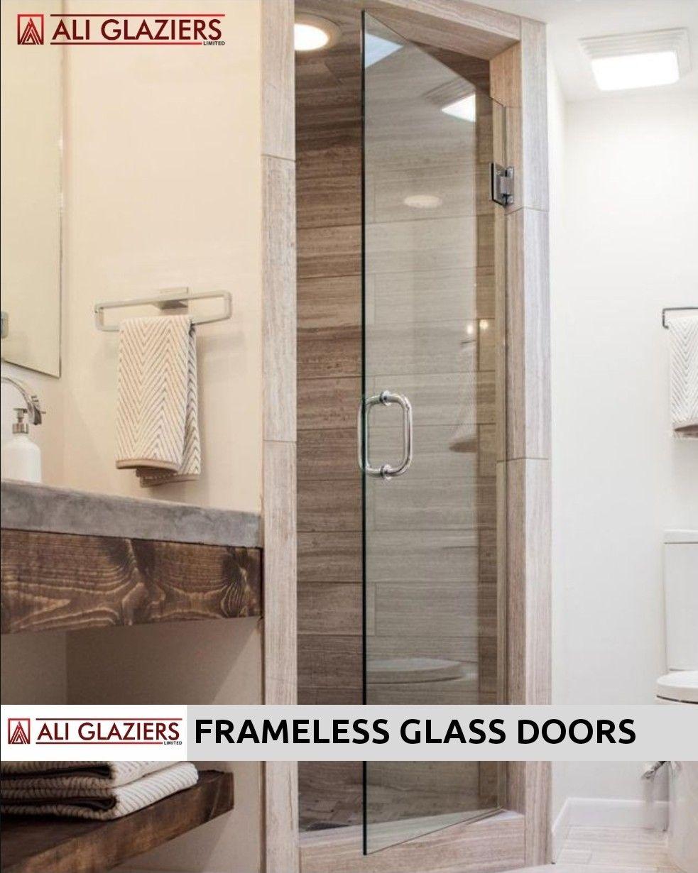 Before And After Pics Of Framed Shower Versus A Frameless Shower Door Frameless Shower Doors Complete Any B Bathroom Shower Doors Glass Shower Diy Shower Door